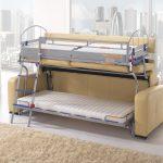 Кровать трансформер — спасательный круг для малогабаритной квартиры