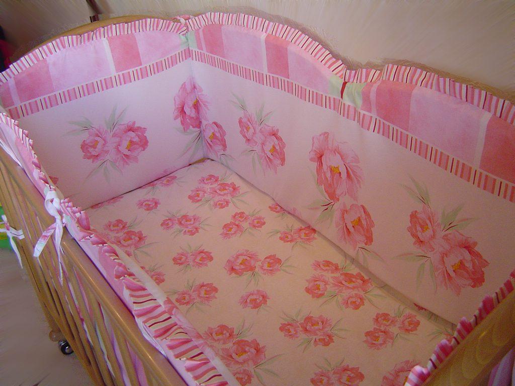 Фото бортов для кроваток своими руками сшиты