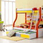 Выдвижные кровати для детей: как правильно выбрать детское спальное место