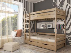 кровать и подушки