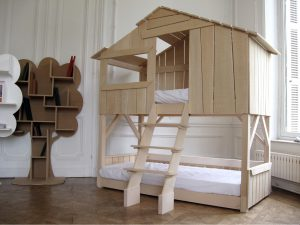 Кровать для двух детей