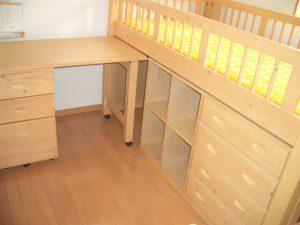 Модульная кровать для детей