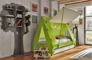 Кровать палатка