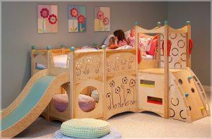 Кровать - чердак для детей от 3 лет
