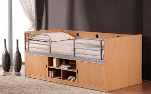 Кровать для одного ребенка от 3 лет
