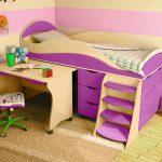 Выбор кровати для детей разного пола и возраста