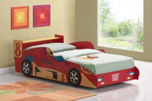 Кровать для мальчиков от 3 лет