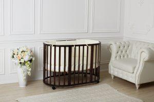 Кровать трансформер 8 в 1 для новорожденных