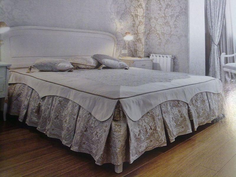 Покрывало для кровати дизайна