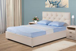 кровать полуторка размеры и конструктивные особенности