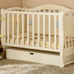 Размеры матрасов для детской кроватки: как определить нужные габариты