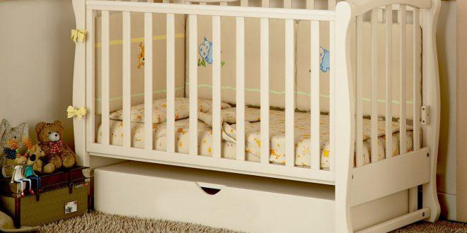 Как выбрать кроватку для детей