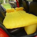 Автомобильный туризм с комфортом: надувные матрасы в автомобиле