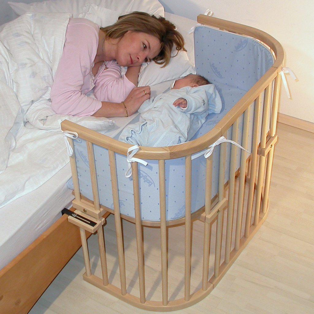 Кроватки для младенцев своими руками