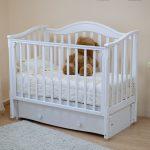 Матрас в кроватку для новорожденного: лучший выбор
