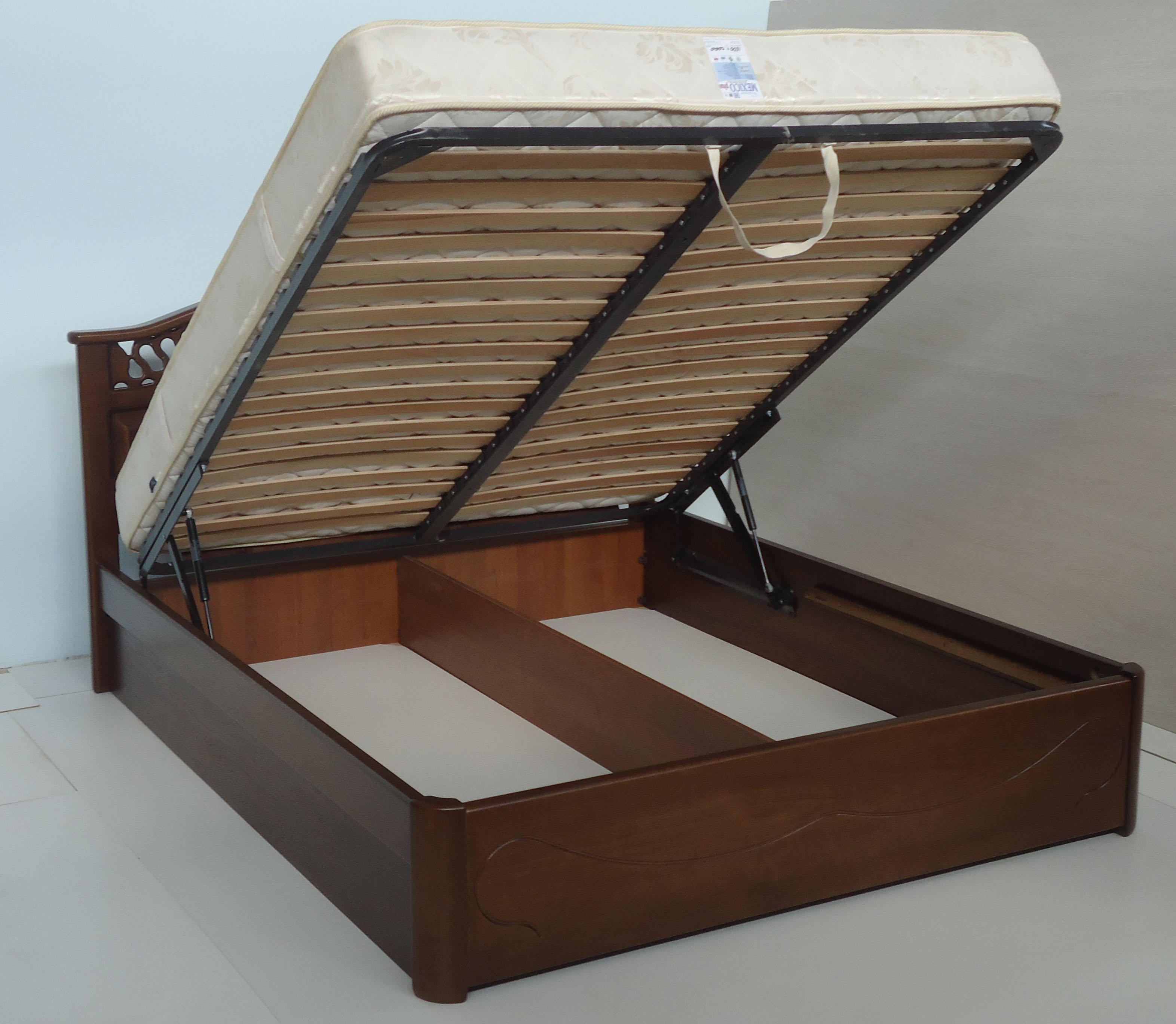 Кровать с подъёмным механизмом своими руками чертежи