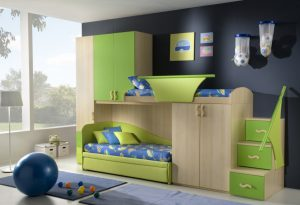 Двухъярусная кровать: важные детали и правила выбора