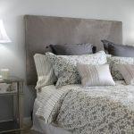 Изготовление мягкого изголовья для кровати: интересные идеи своими руками