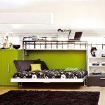 Стол кровать трансформер — удобная мебель для комнаты школьника