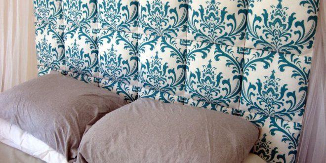Вариант изголовья кровати
