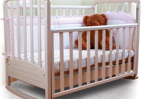 Вариант кроватки