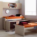 Горизонтальная или вертикальная кровать-трансформер