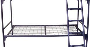 Вариант современной двухъярусной кровати