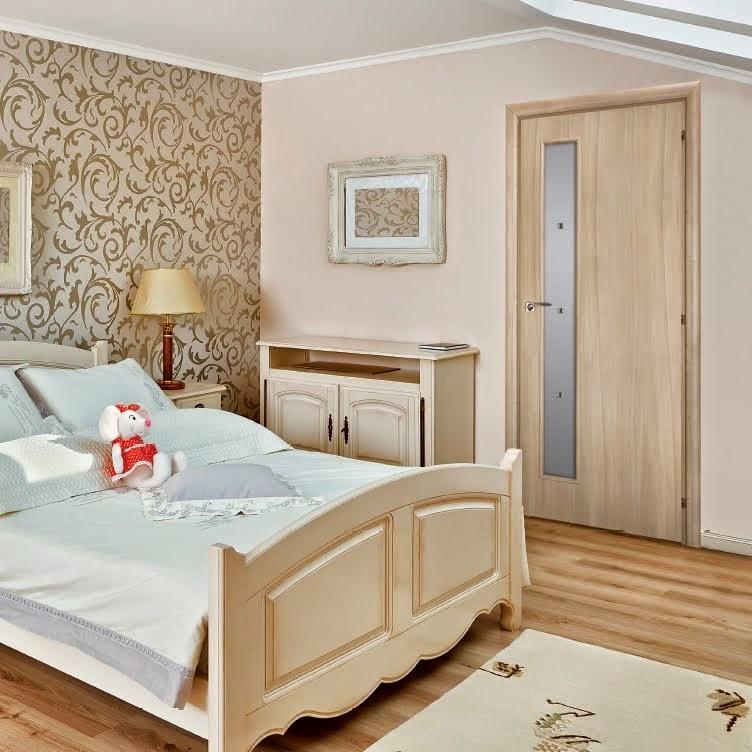 Выбор дверей в спальню