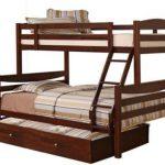 Основные разновидности двухъярусных кроватей