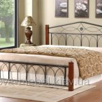 Особенности металлических кроватей