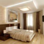 Как выбрать цвет потолка для спальни