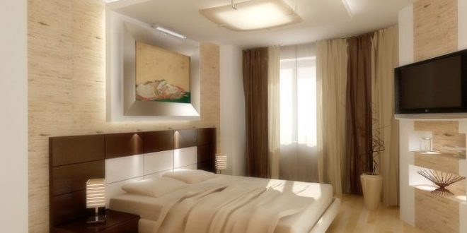 Дизайн потолка комнаты