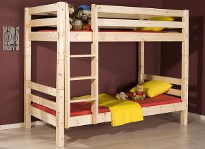 Как выбрать цвет двухъярусной кровати