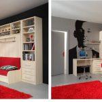 Кровать-трансформер – идеальное решение для маленькой спальни