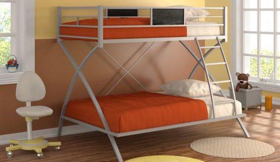 двухъярусные кровати из металла преимущества и недостатки