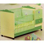 Кроватка-трансформер для новорожденного ребенка