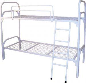Кровать из двух русов