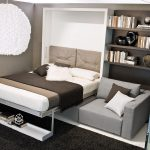 Кровать-трансформер для небольшой спальни
