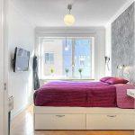 Особенности ремонта маленькой спальни