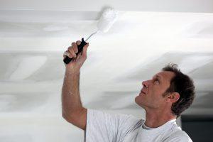 Обработка потолка