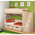 Обустройство комнаты для двух детей