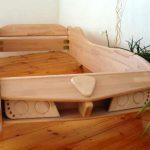 Оригинальная рама кровати