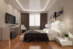 Оформляем интерьер комнаты