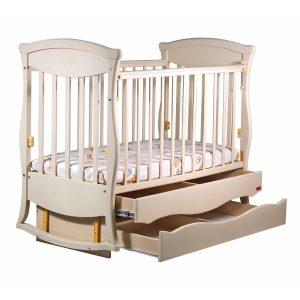 Практичная кроватка для ребенка