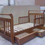 Практичные детские кровати