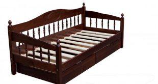 Преимущества детских кроватей на основе сосны