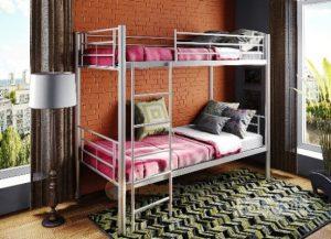 Применение кровати из двух ярусов