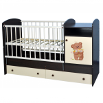 Пример детской кроватки