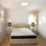 Ремонт в маленькой спальн