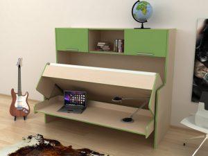 Стол-кровать для обустройства спальни